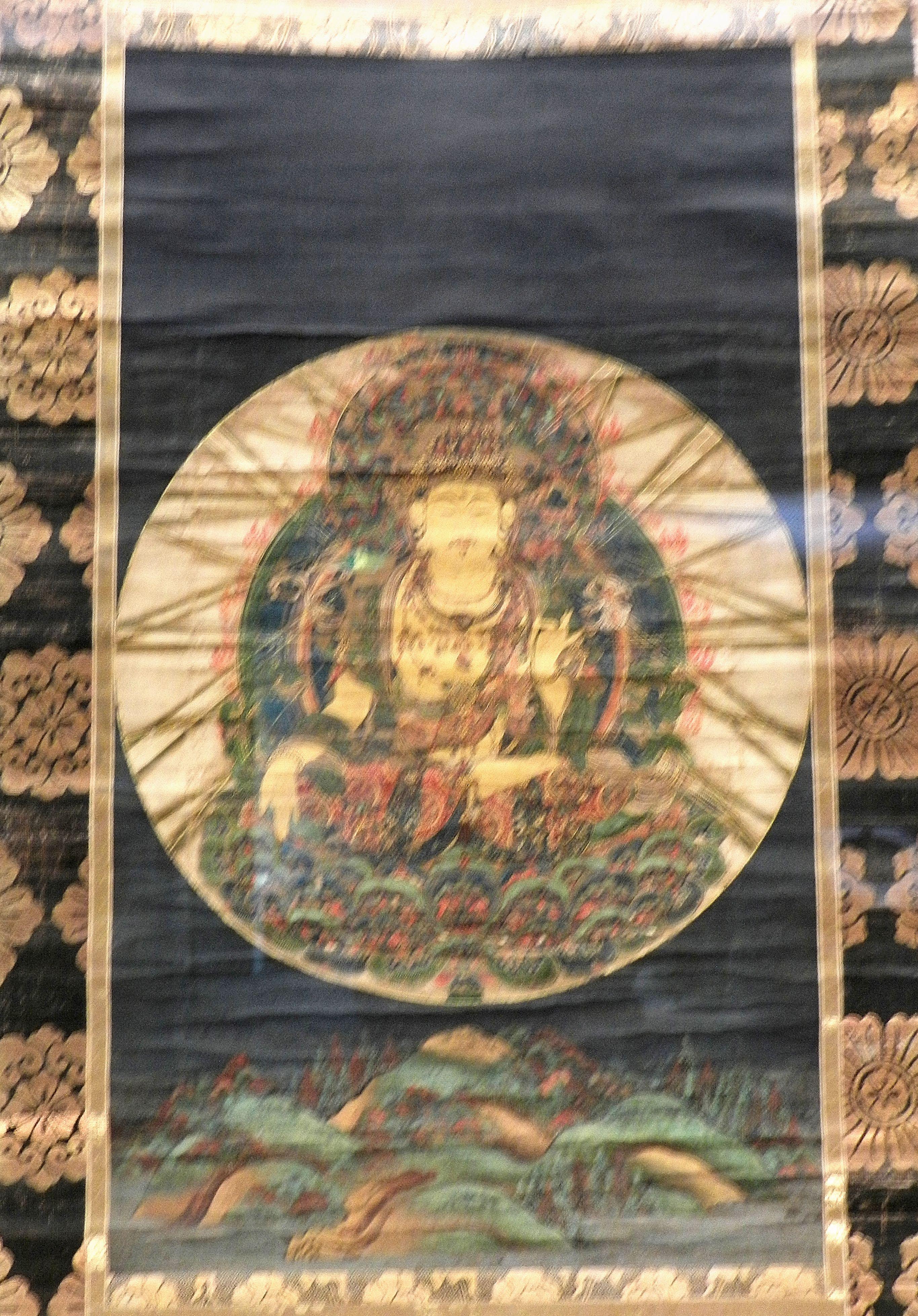 Akasagarbha (Kokuzo).