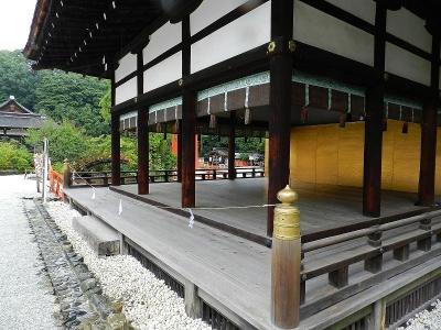 Shimi-gamo Shrine, Kyoto